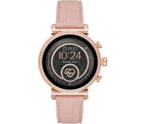 Sofie Smartwatch roségold