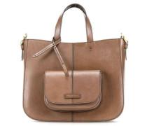Faentina Handtasche taupe