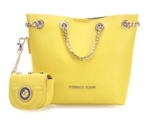 Rucksack-Tasche gelb