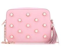 Alessia Schultertasche rosa