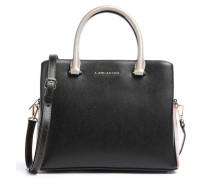 Signature Handtasche schwarz/braun