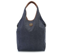 Edgeland Urbana Shopper blau