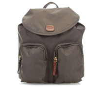 X-Travel Rucksack mud