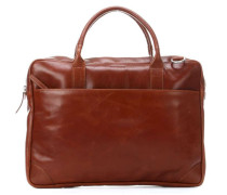 Explorer Single Aktentasche 17″ cognac