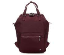 Citysafe CX mini Rucksack 12″ wein