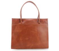 Cara Shopper 15″ cognac