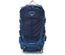 Stratos 34 Back length M/L Rucksack blau
