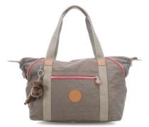 Basic Art Handtasche beige