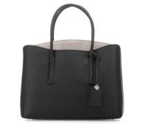 Margaux Handtasche schwarz/beige