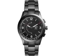 Q Activist Hybrid-Smartwatch anthrazit