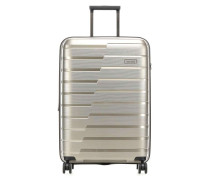 Air Base 4-Rollen Trolley champagner