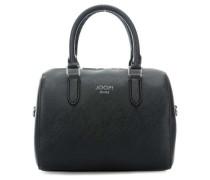 Saffiano Jeans Aurora Handtasche schwarz