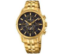 Prestige Chronograph gold