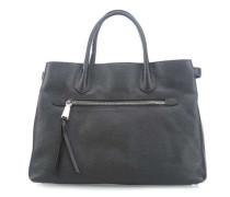 Calf Adria Handtasche schwarz