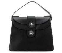 Leila Handtasche schwarz
