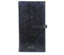 Issy 136 Geldbörse schwarz/blau