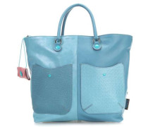Basic Gshop Shopper blau