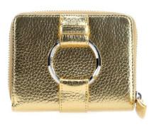 Millenium Metallic ConnyH8 Geldbörse gold