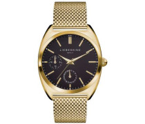 Multifunction Chronograph gold