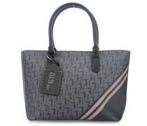 Vaniglia Handtasche schwarz/grau