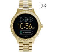 Q Venture Smartwatch gold