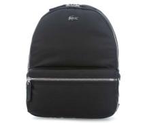 L1212 Nylon Rucksack schwarz