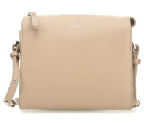Leather Classic Frances Schultertasche beige
