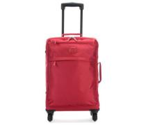 Siena 4-Rollen Trolley rot cm