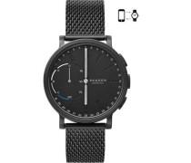 Connected Hybrid-Smartwatch schwarz