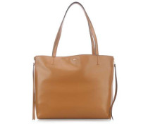 Mey reversible Shopper braun