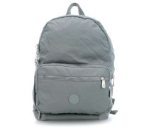 Basic Elevated Niman Fold Rucksack grau
