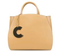 Concrete Handtasche camel
