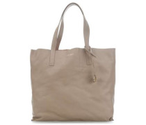 reversible Shopper beige