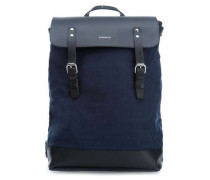 Grand Canvas Hege Rucksack 15″ blau