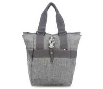Baby2carry Rucksack-Tasche grau
