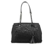 New Wave Handtasche schwarz