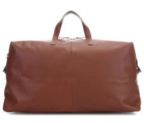Leather Classics Damien Weekender 15″ braun