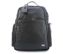 Torino Rucksack 15.6″ schwarz