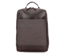 Varberg Laptop-Rucksack 15″ braun