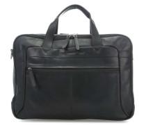 The Chesterfield Brand Ryan Laptoptasche 17″ schwarz