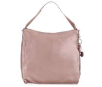 Mellow Lux Beuteltasche metallic pink