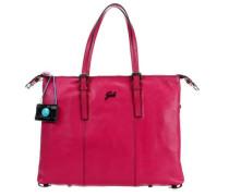 Black Goldie M Handtasche pink