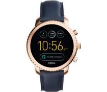 Q Explorist Smartwatch roségold