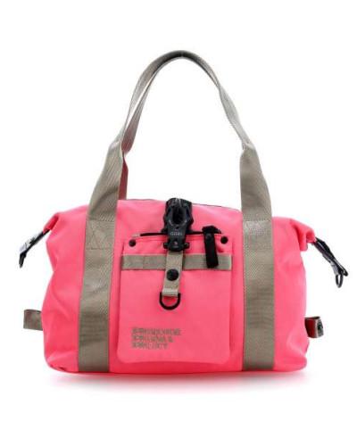 Nylon Roots Shortrange Handtasche pink