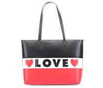 Share The Love Shopper mehrfarbig