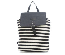 Pack Me! Rucksack schwarz/weiß