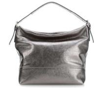 Boda Hobo Bag Beuteltasche silber metallic