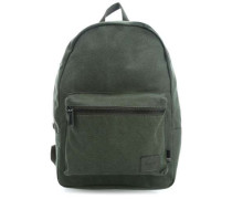Cotton Canvas Grove X-Small Rucksack dunkelgrün