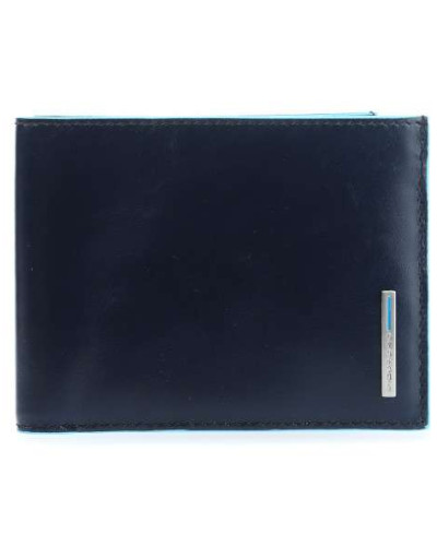 Blue Square Geldbörse blau