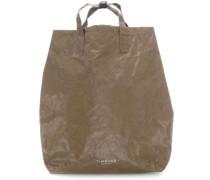 Urban Mobility Paper Bag Rucksack-Tasche mud